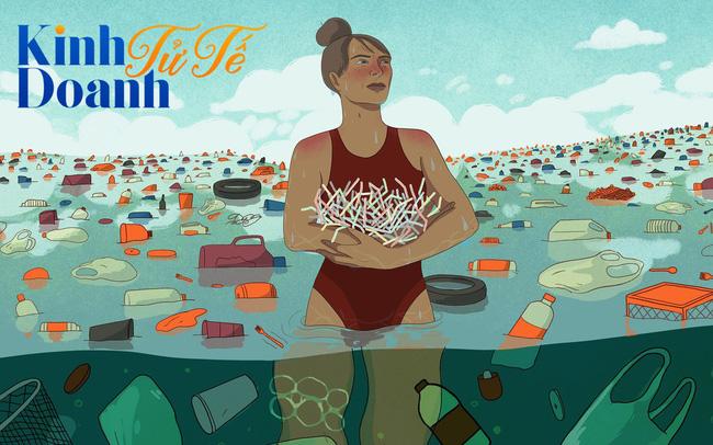 """Nỗi ám ảnh kinh hoàng từ """"thủy triều nhựa"""": Khai tử ống hút nhựa là chưa đủ"""