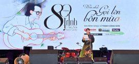 Video – Đêm nhạc Trịnh Công Sơn – Kỷ niệm 80 năm ngày sinh | Gọi tên bốn mùa 2019