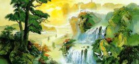 Nước sâu chảy chậm, người tôn quý ăn nói từ tốn