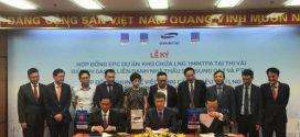 Ký hợp đồng xây kho chứa LNG Thị Vải và tiêu thụ LNG cho nhiệt điện Nhơn Trạch 3&4