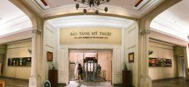 Bên trong Bảo tàng Mỹ thuật Tp.HCM có gì ?