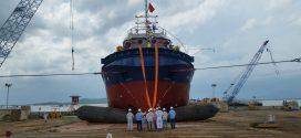 Hạ thủy tàu PTSC 09