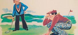 Một số tình huống thường gặp trên sân golf và cách xử lý
