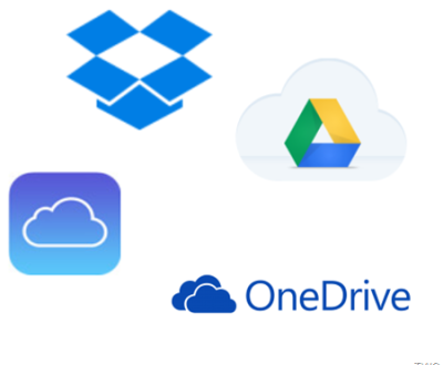 So sánh Google Drive – OneDrive – Dropbox