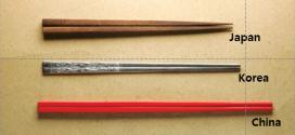 Vì sao người Hàn lại dùng chiếc đũa 'khó gắp nhất thế giới'