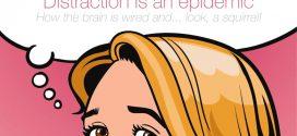 Đây là cách chống lại sự phân tâm: 4 bí mật cho sự tập trung phi thường