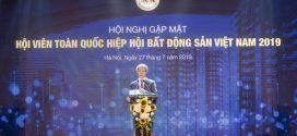 6 thông điệp Chủ tịch Hiệp hội Bất động sản Việt Nam gửi tới các doanh nghiệp bất động sản