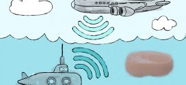 Các nhà khoa học đã tìm ra cách gửi tin nhắn từ tàu ngầm dưới nước – tới máy bay trên trời
