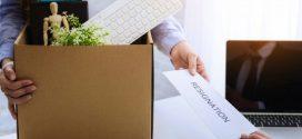 Khi xin nghỉ việc, nhân viên phải báo trước bao nhiêu ngày thì đúng luật?
