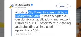 Tấn công Ransomware gây mất điện ở thành phố lớn nhất của Nam Phi