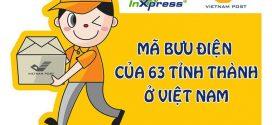 Mã bưu chính là gì ? Mã bưu chính (Postal code) các tỉnh thành Việt Nam