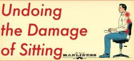 7 bài tập đơn giản giúp giảm thiểu tác hại của việc ngồi nhiều