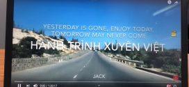 Hành trình Xuyên Việt bằng Ôtô tự lái sẽ thế nào ?