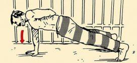 Tập thể dục kiểu tù nhân: Những bài tập bodyweight cho không gian nhỏ hẹp