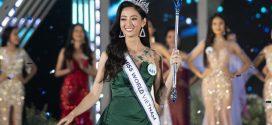 Tất tần tật về Lương Thuỳ Linh – Tân Hoa hậu Thế giới Việt Nam 2019: IELTS 7.5, thành viên đội tuyển HSG Quốc gia tiếng Anh