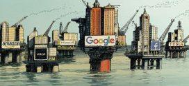 Facebook, Google, Amazon… đã chứng minh cho cả thế giới thấy dầu mỏ không còn là tài nguyên số 1