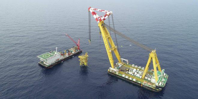 Quy định thu dọn công trình phục vụ hoạt động dầu khí