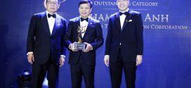 PVTrans nhận giải thưởng 'Doanh nghiệp xuất sắc châu Á'
