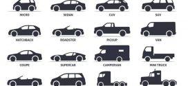 Nhận dạng các loại xe phổ biến đang lưu hành trên thị trường hiện nay