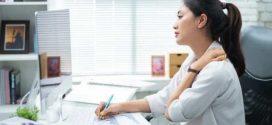 Cách chữa giảm đau mỏi cổ vai gáy đơn giản cho dân văn phòng