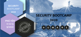 "Việt Nam Security Bootcamp 2020 với chủ đề ""The human element of cyber security""."