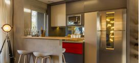 Làm sao để tách nhà bếp khỏi phòng khách và phòng ăn: 7 cách tuyệt vời