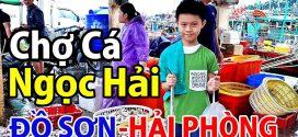 Chợ cảng cá Ngọc Hải – Đồ Sơn – Hải Phòng