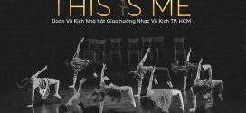 This is me | Múa đương đại – Đoàn vũ kịch Nhà hát giao hưởng Nhạc vũ kịch Tp. Hồ Chí Minh