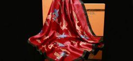 Top 6 Địa chỉ mua khăn lụa tơ tằm uy tín tại TP.HCM