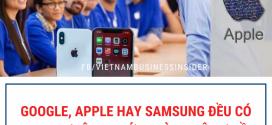 Google. Apple hay Samsung đều có chung 'công thức thành công' về quản trị nhân sự bất kỳ công ty nào cũng muốn học hỏi