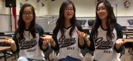 Chị em sinh 3 gốc Việt khiến nước Mỹ kinh ngạc vì học quá giỏi