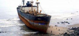 Số phận của con tàu mắc cạn nổi tiếng ở Vũng Tàu năm 1968