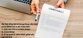 10 điểm mới về hợp đồng lao động từ 01/01/2021 NLĐ cần biết