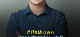CEO Lý Tấn Tài 1997 – SInh viên Y Đa khoa trở thành CEO đứng sau chuỗi nhượng quyền gần 100 cửa hàng