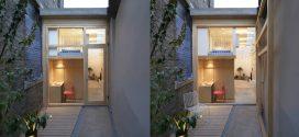 Ngôi nhà chữ L 43m2 với không gian sống tiện nghi cho gia đình 6 người