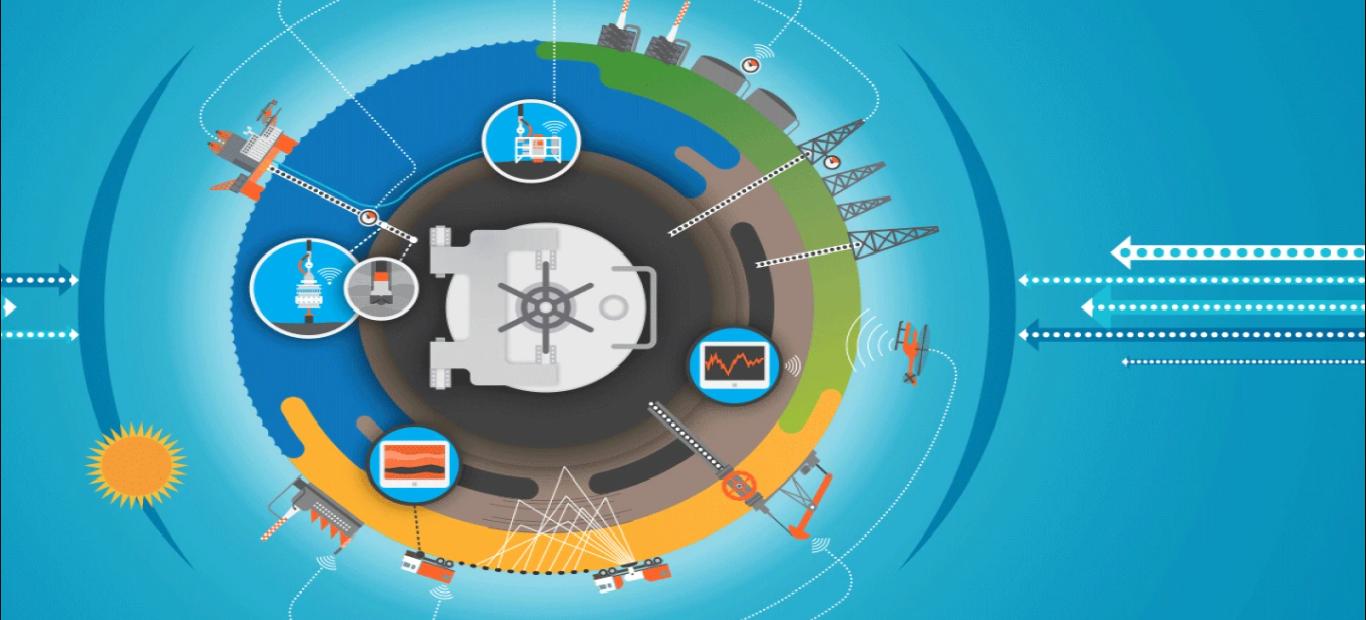 An ninh mạng của ngành dầu khí giai đoạn thượng nguồn (Phần 1)